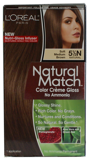 HEALTH AND BEAUTY :: HAIR CARE :: Loreal Paris Natural Match Color