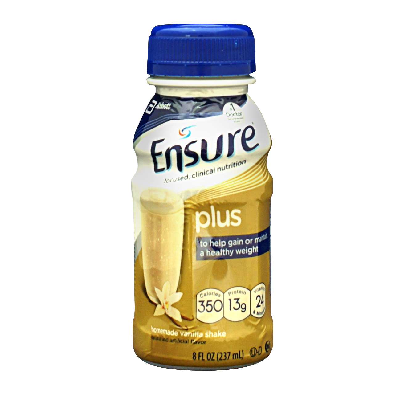 BEVERAGES :: NUTRITIONAL :: Ensure Nutrition Shake + Vanilla, 8 fl oz ...